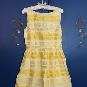 Lovely satin resort cocktail dress Lilly Pulitzer